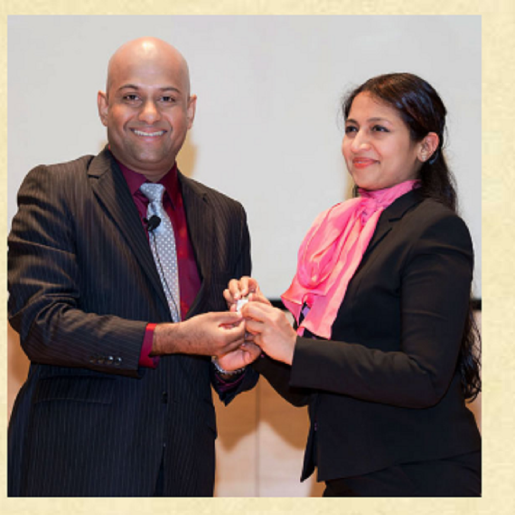 """The Toastmasters Triple Crown Award"""" – 2017"""