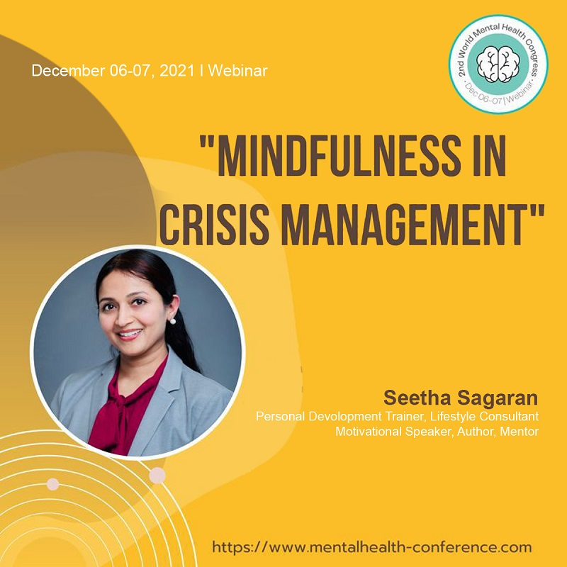 Mindfulness in crisis management